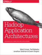 Book cover for Hadoop Application Architectures