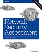 Cover of Network Security Assessment, 3rd Edition