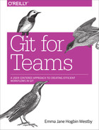Cover of Git for Teams