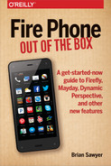 Cover image for Fire Phone: Out of the Box
