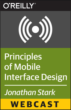 Principles of Mobile Interface Design