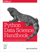 Cover of Python Data Science Handbook