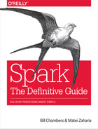 Cover of Spark: The Definitive Guide