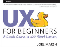 Cover of UX for Beginners