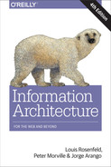 Cover of Information Architecture, 4th Edition