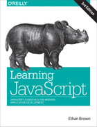 Cover of Learning JavaScript, 3rd Edition