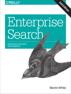 Cover of Enterprise Search, 2nd Edition