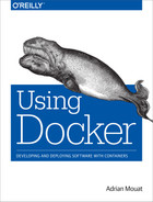 Cover of Using Docker