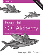 Cover of Essential SQLAlchemy, 2nd Edition