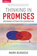 Cover of Thinking in Promises