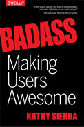 Cover of Badass: Making Users Awesome
