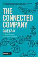 Cover of The Connected Company