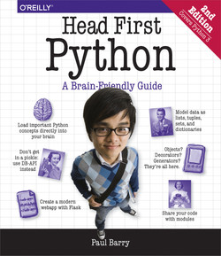 Head First Python, 2nd Edition