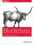 Book cover for Blockchain