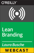 Cover of Lean Branding: 15 Hacks to Create, Communicate & Sell Your Startup's Brand