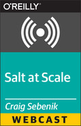 Book cover for Salt at Scale: Lessons from LinkedIn