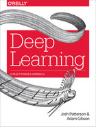 Cover of Deep Learning