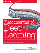 Cover of Fundamentals of Deep Learning