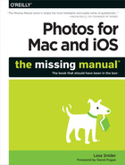Cover of Photos for Mac and iOS: The Missing Manual