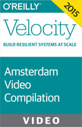 Book cover for Velocity Conference Amsterdam 2015: Complete Video Compilation