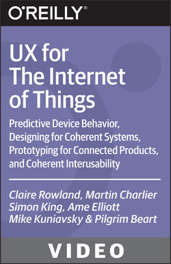 UX for The Internet of Things