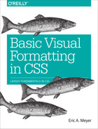 Cover of Basic Visual Formatting in CSS