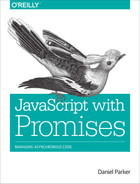 Cover of JavaScript with Promises
