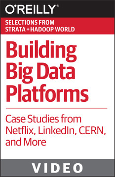 Building Big Data Platforms