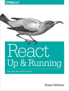 Cover of React: Up & Running