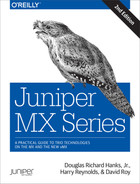 Cover of Juniper MX Series, 2nd Edition