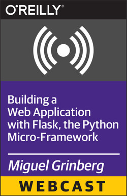 Building a Web Application with Flask, the Python Micro-Framework