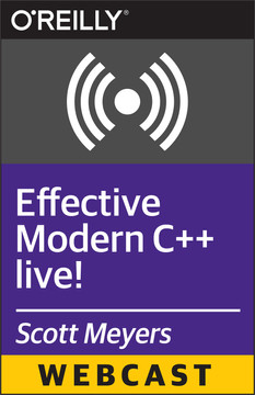Effective Modern C++ live!