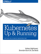 Cover of Kubernetes: Up and Running
