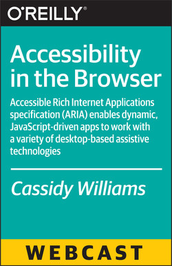 Accessibility in the Browser
