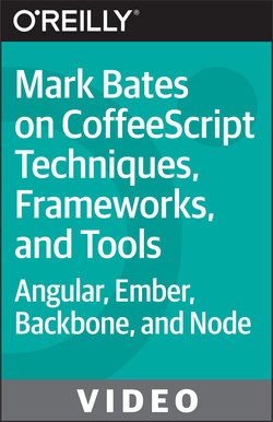 Mark Bates on CoffeeScript Techniques, Frameworks, and Tools