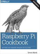 Cover of Raspberry Pi Cookbook, 2nd Edition