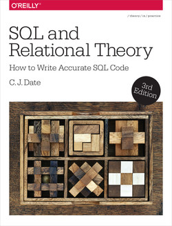 SQL and Relational Theory, 3rd Edition