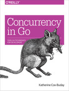 Cover of Concurrency in Go