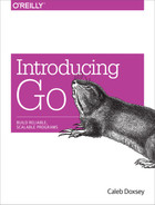 Cover of Introducing Go