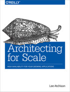 Cover of Architecting for Scale