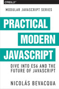 Cover of Practical Modern JavaScript