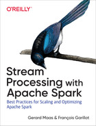 Cover of Learning Spark Streaming