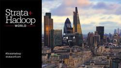 Strata + Hadoop World 2016 - London, United Kingdom: Video Compilation