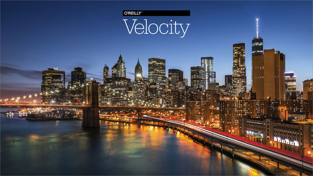 Velocity 2016 - New York, New York: Video Compilation