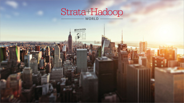 Strata + Hadoop World 2016 - New York, New York