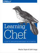 Cover of Learning Chef