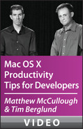Cover image for Mac OS X Productivity Tips for Developers