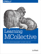 Cover image for Learning MCollective