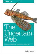 Cover of The Uncertain Web