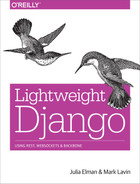 Cover of Lightweight Django